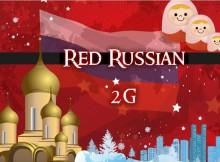 Räuchermischung Red Russian 2g